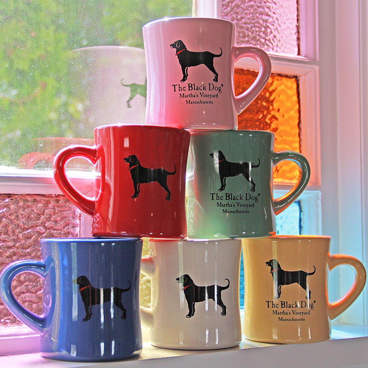 Classic Mug Black dog coffee, Black dog cafe, Mugs