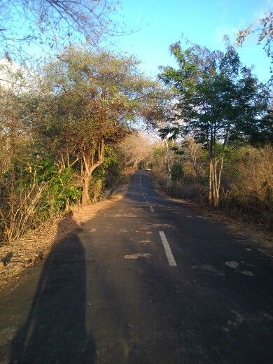 Tegal]angi road