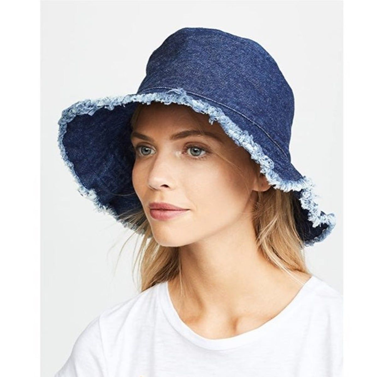 Hat Attack Denim Bucket Hat Denim Bucket Hat Bucket Hat Hats