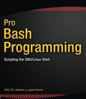 Pro Bash Programming Second Edition PDF