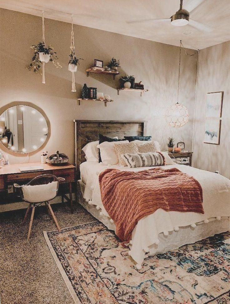 #böhmische S Bohemian Bedroom Decor böhmische DIY diywohnung Schlafzimmer Selb…
