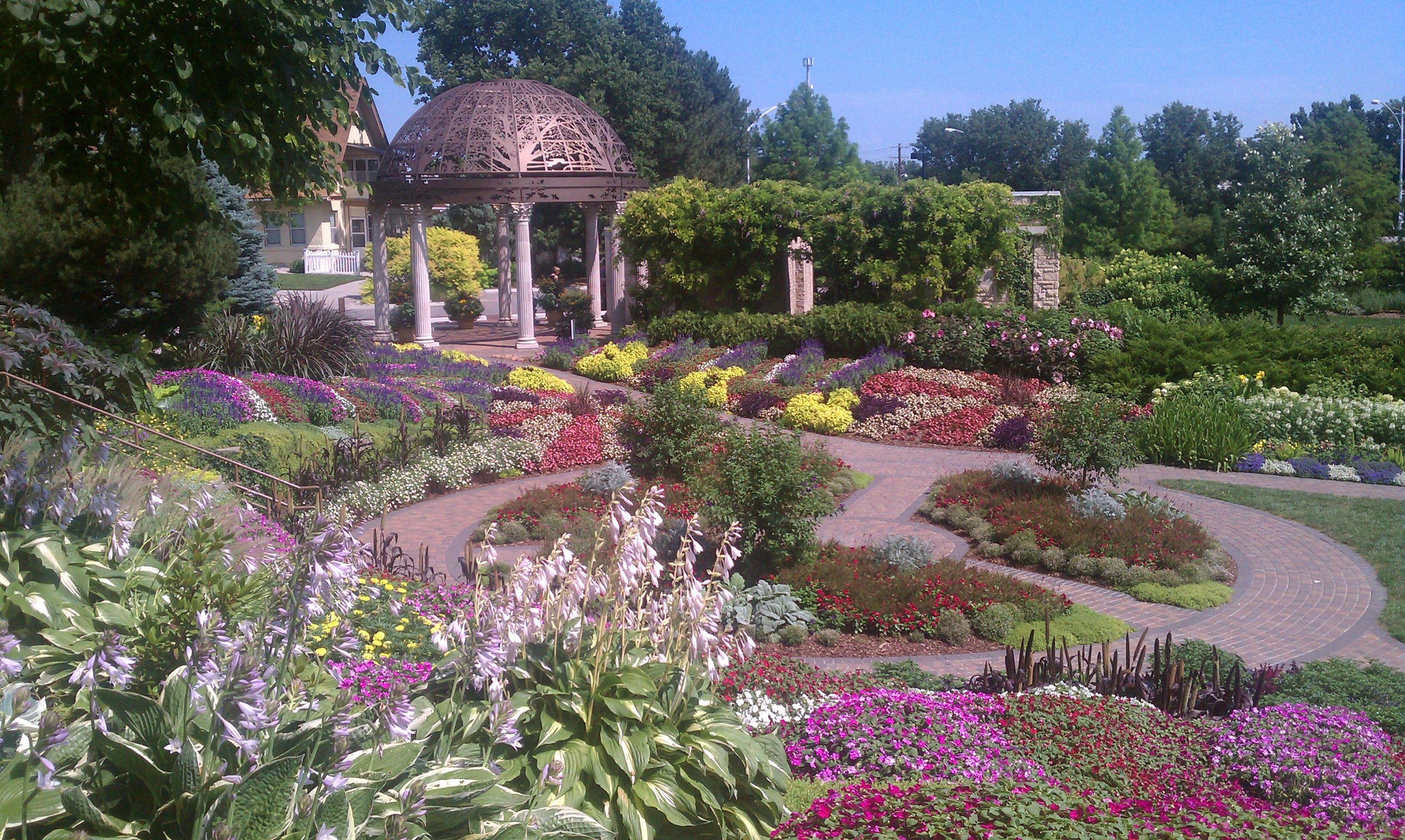 sunken gardens lincoln ne Google Search Beautiful