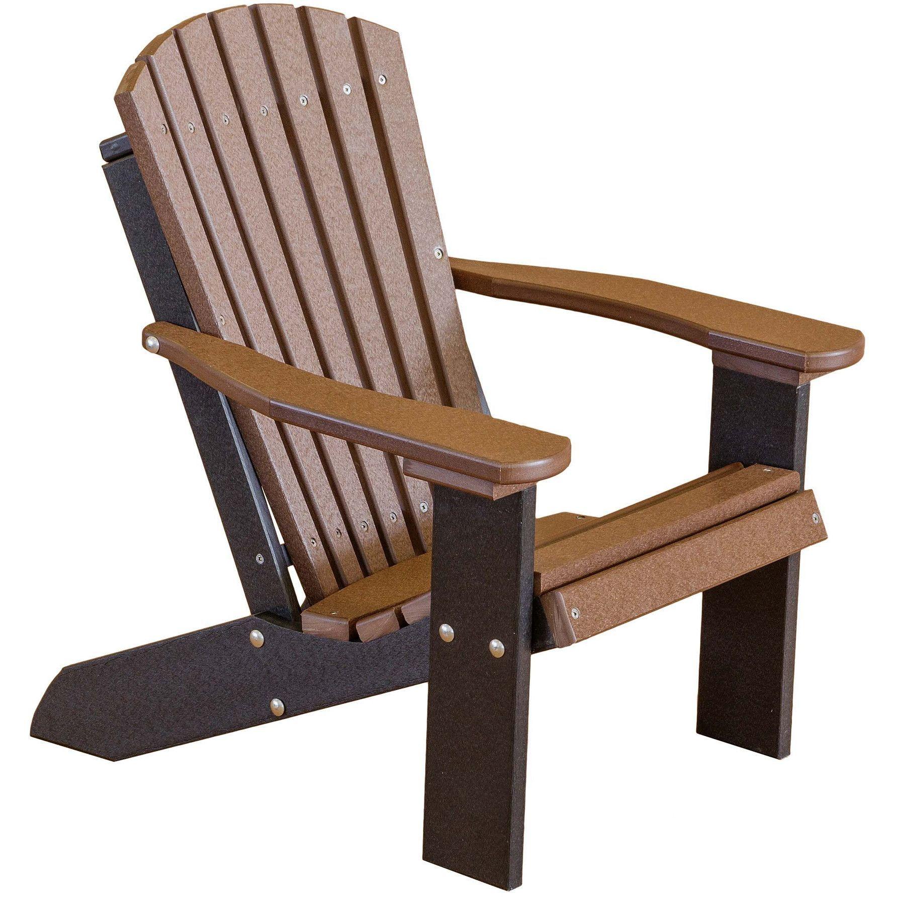 childrens adirondack chair plastic all weather white wicker rocking chairs wildridge outdoor recycled children s