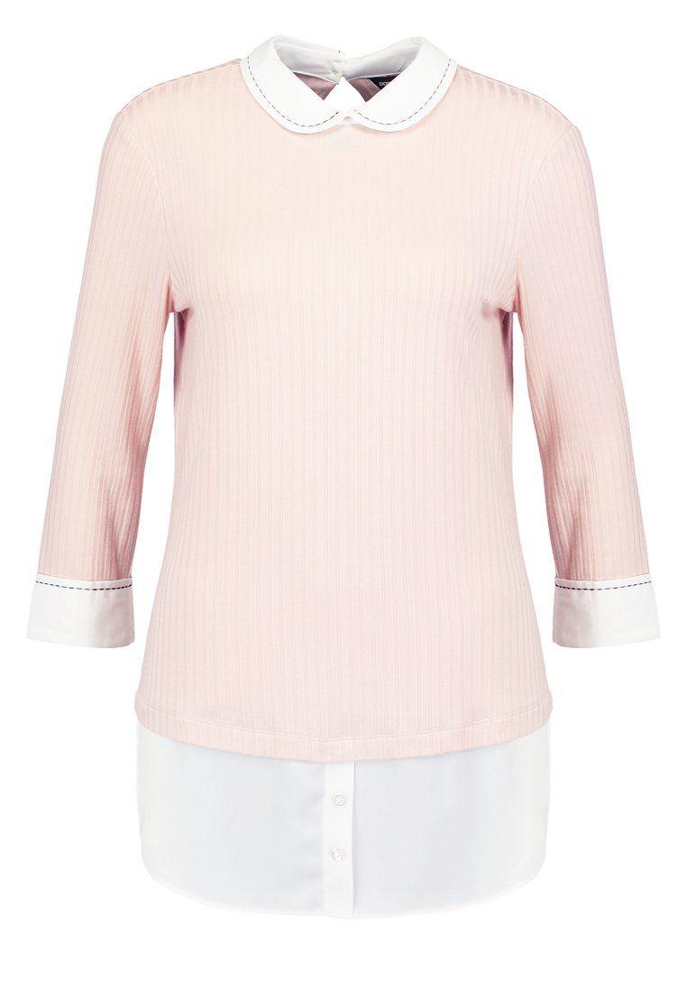 Dorothy Perkins Langarmshirt peach Bekleidung bei Zalando.de | Material Oberstoff: 95% Viskose, 5% Elasthan | Bekleidung jetzt versandkostenfrei bei Zalando.de bestellen!