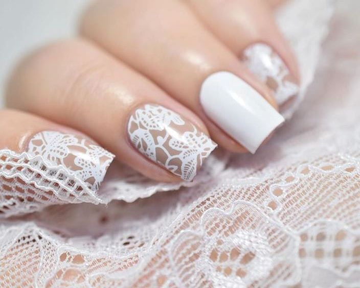7 трендов свадебного маникюра, который легко повторить