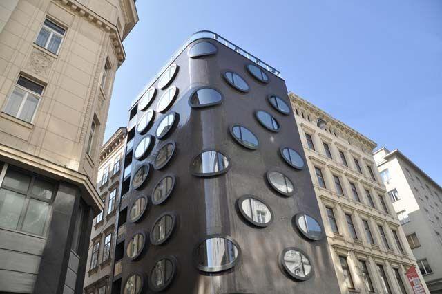 """Ausstellung """"gebaut 2012"""" - Architektonische Begutachtungen der MA 19"""