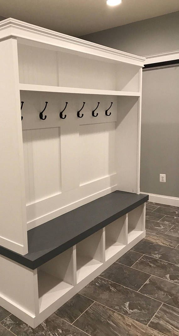 Entryway Locker Perfect For Any Mudroom 78x68x18 For The Home In 2019 Entry Way