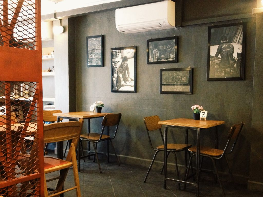 Coffees Places And Bakeries In Singapore Stateland Cafe Dekorasyon