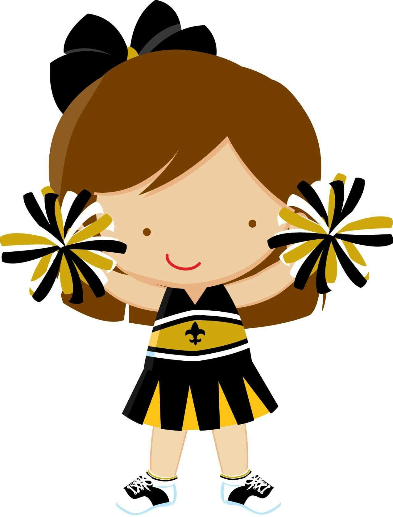 frame clipart cute clipart kids sports sports party clipart images cheerleader [ 1274 x 1674 Pixel ]