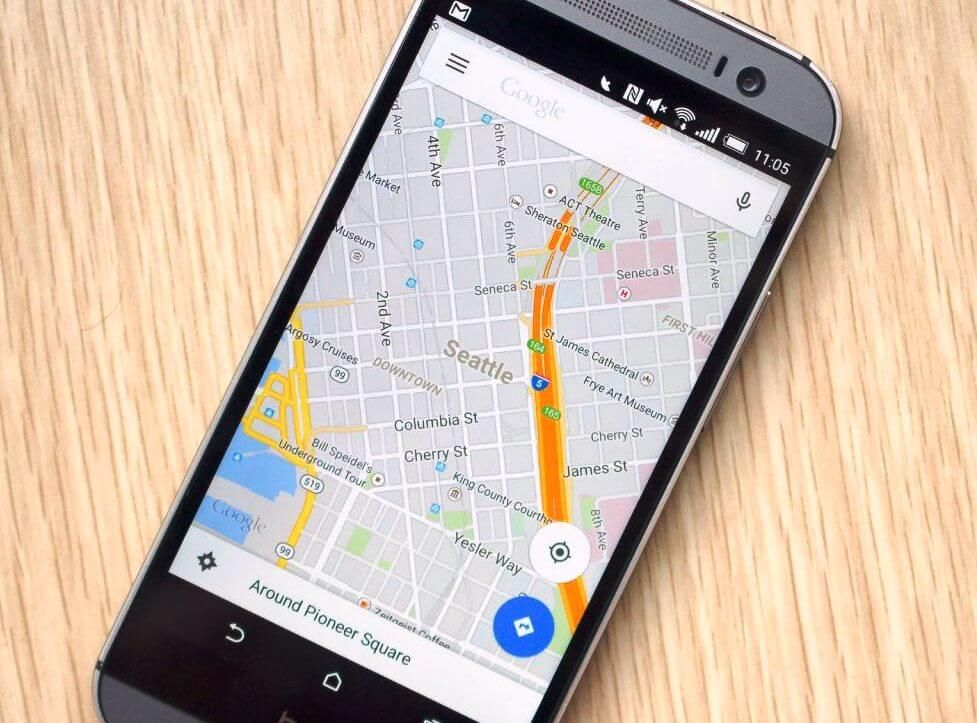Google Maps has brought us a tremendous solution to predict