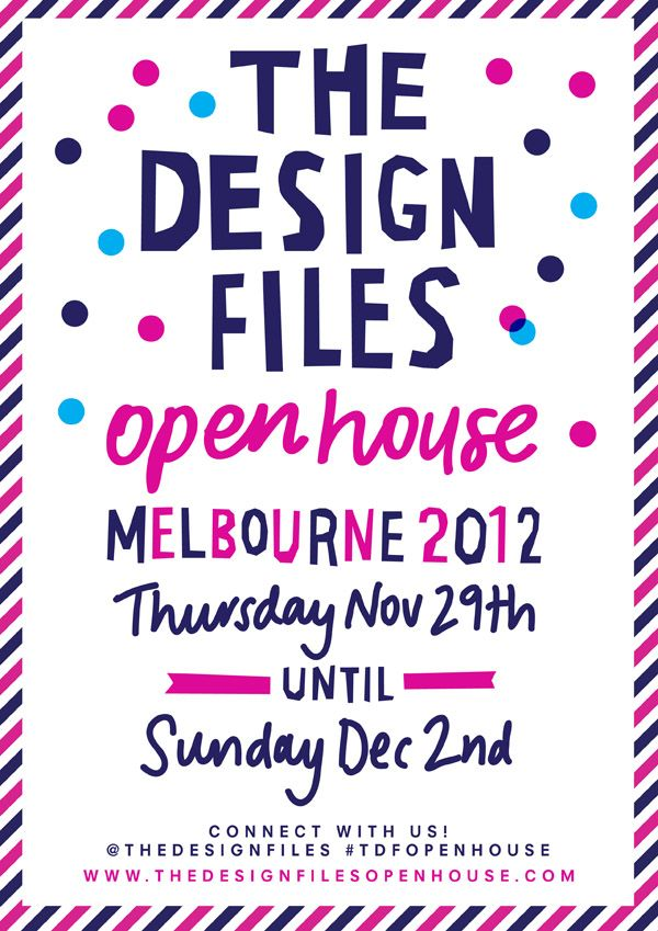 The Design Files Open House | FLYER | Pinterest | Design files and ...