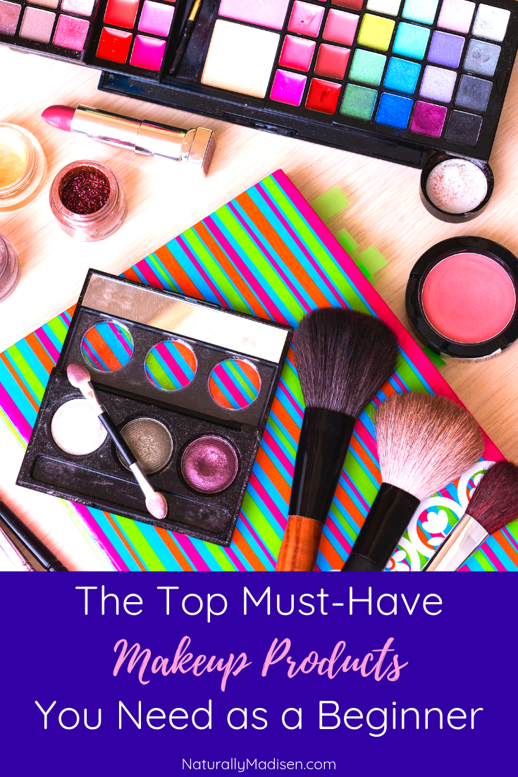 The Top MustHave Makeup Products for Beginners Makeup