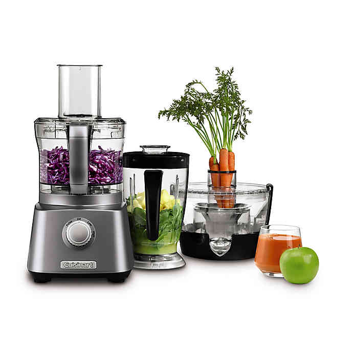 Cuisinart Kitchen Central With Blender Juicer And Food Processor