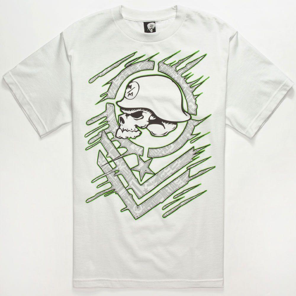 METALMULISHA Rainfall Mens T-Shirt via  Fashion  Orlando  Luquillo   CasaBlanca f86f079434b