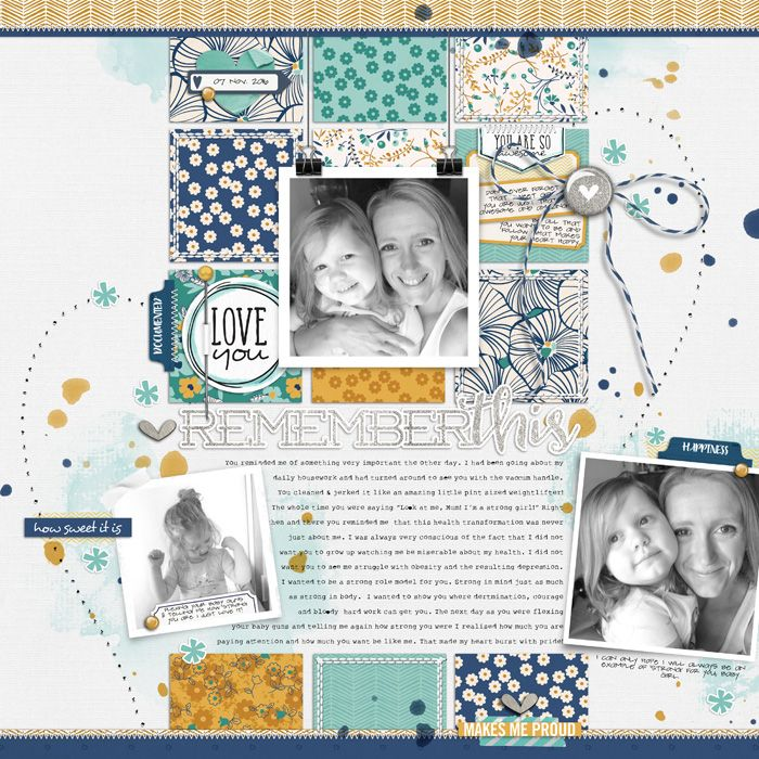 """This little girl amazes me. <img src=""""http://www.designerdigitals.com/digital-scrapbooking/ideas/images/smile.gif"""" alt=""""Smile"""" /> The bottom left photo came out blurry, but I loved it so much I decided to use it anyway. <br /><br /><br />Thanks for looking!<br /><br /><br /><span style=""""text-decoration:underline""""><span style=""""font-weight:bold""""><a rel=""""nofollow"""" href=""""http://www.designerdigitals.com/digital-scrapbooking/supplies/product_info.php/products_id/14796"""" target=""""_blank""""…"""