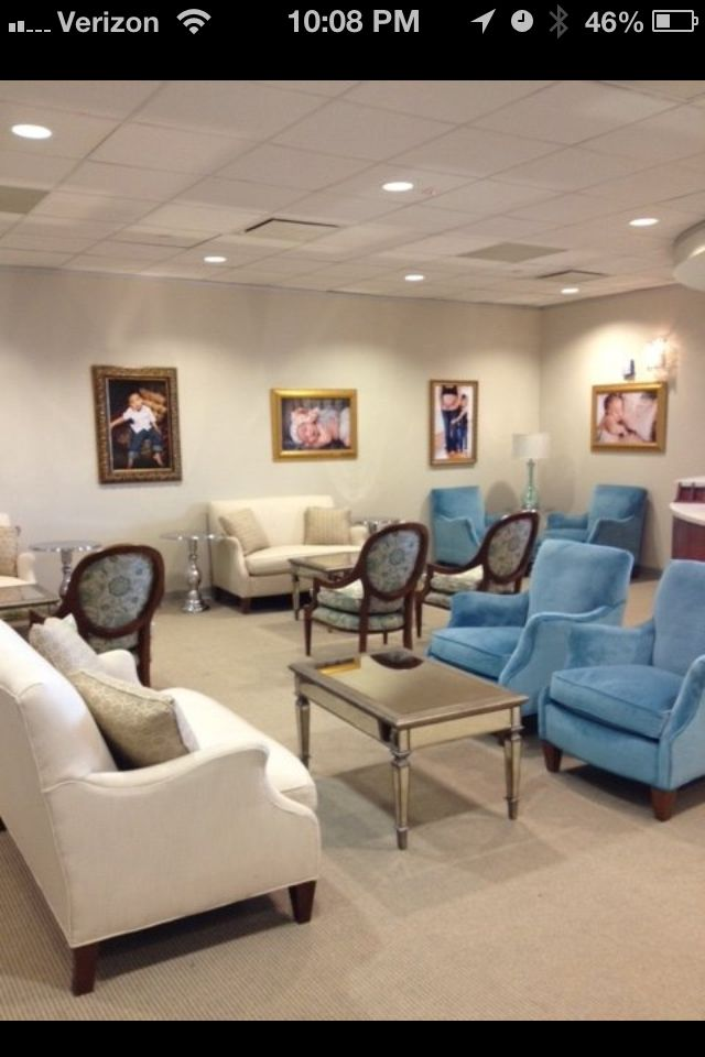 my doctors office but i love the decor for the home on paint colors for professional office id=48264