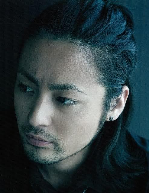 Model Rambut Pria Jepang Tamao Serizawa Crows Zero Rambut Pria Pria Rambut Panjang Gaya Rambut Pria