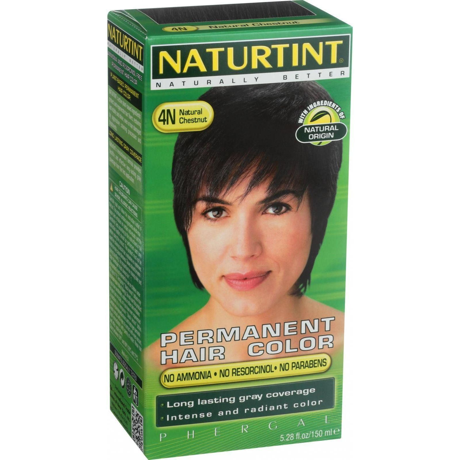 Naturtint Hair Color  Permanent  n  Light Chestnut Brown