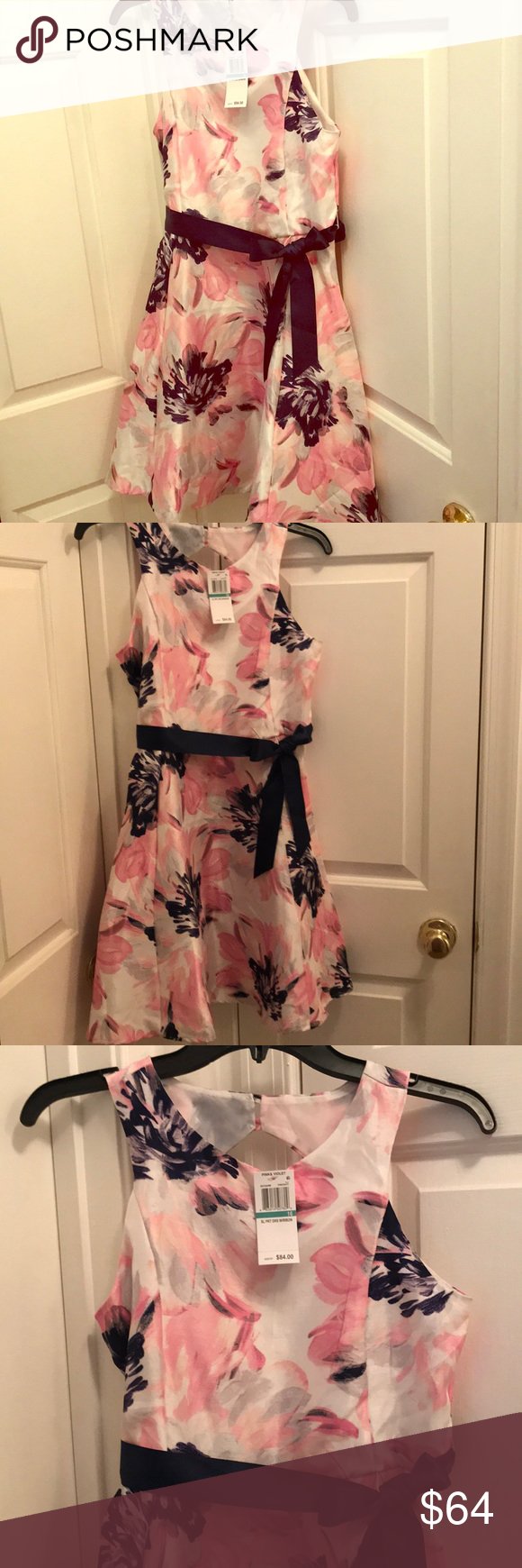 Brand New Never Worn With Tags Formal Girls Dress Purple And Violet Flowers On The Formal Girls Dress Size Girls Formal Dresses Girls Dresses Size 16 Dresses [ 1740 x 580 Pixel ]