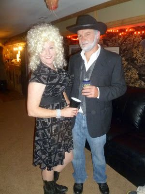 kenny rogers u0026 dolly parton & kenny rogers u0026 dolly parton | costume party | Pinterest | Costumes ...