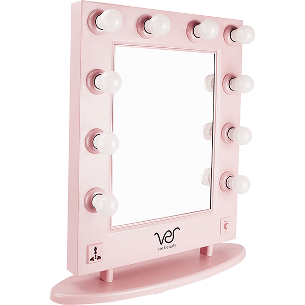 Just Case Ver Beauty Led Light Vanity Mirror W Dimmer Vmr4512
