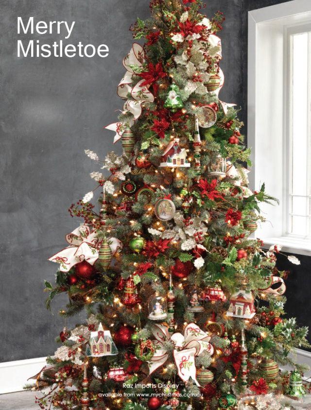 tendencias para decorar tu arbol de navidad 2016 2017 26
