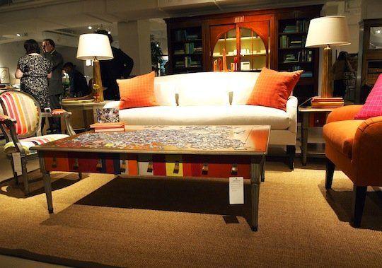 New Grange Collection Features Kathryn M. Ireland U0026 Steve McKenzie U2014 NYC    March 2013