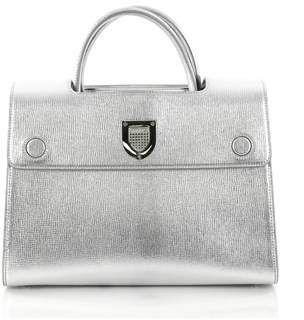 Dior Pre-owned - Diorever leather bag bG4vtAMjJw