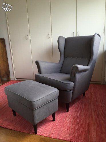 Strandmon Nojatuoli ja rahi keittiöön? Pirkon vanhan nojatuolin päällystäminen tulee kalliimmaksi.