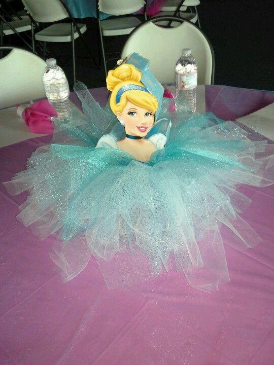 Cinderella centerpieces - Cinderella Centerpieces Birthday Ideas Pinterest Cinderella