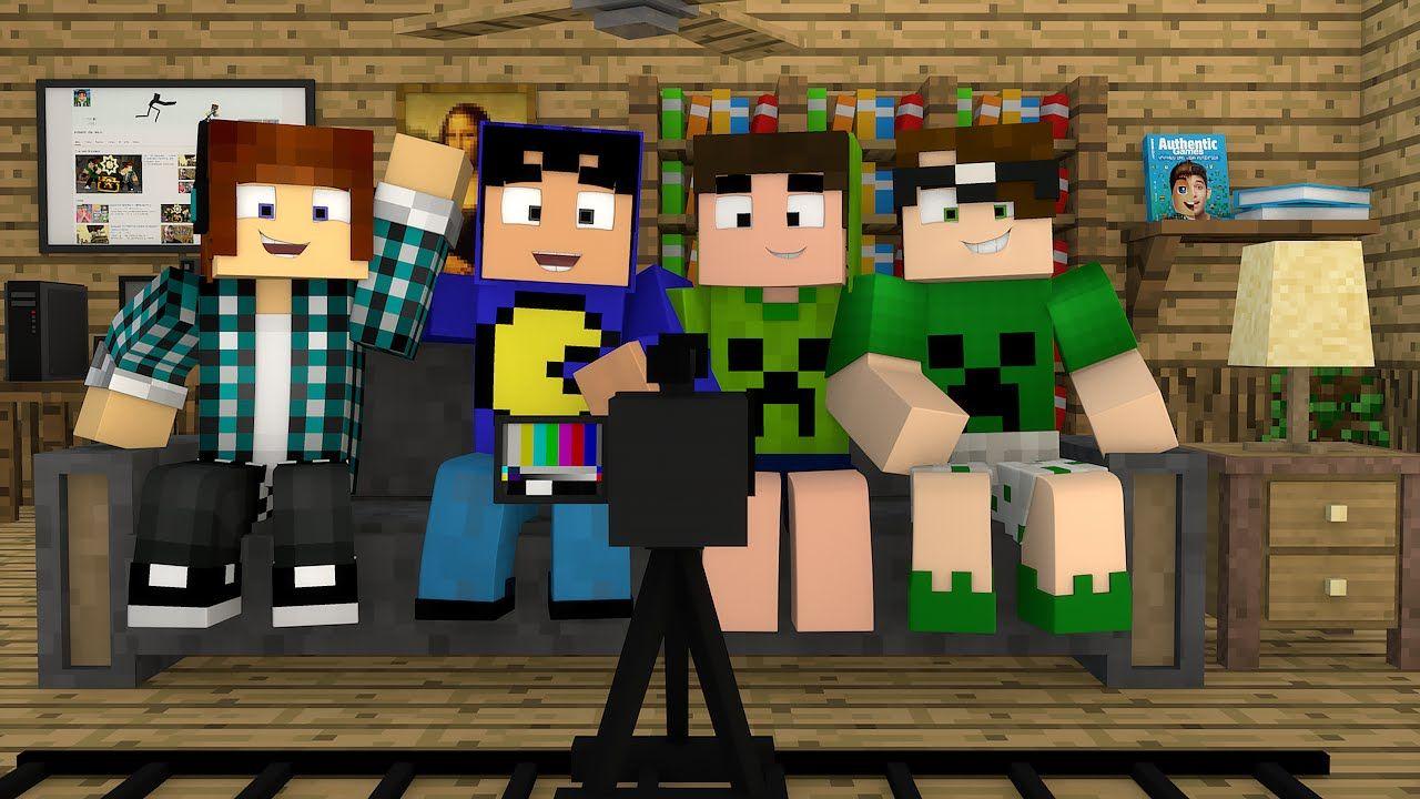Minecraft Problemas Entre Youtubers Aventuras Com Mods 47