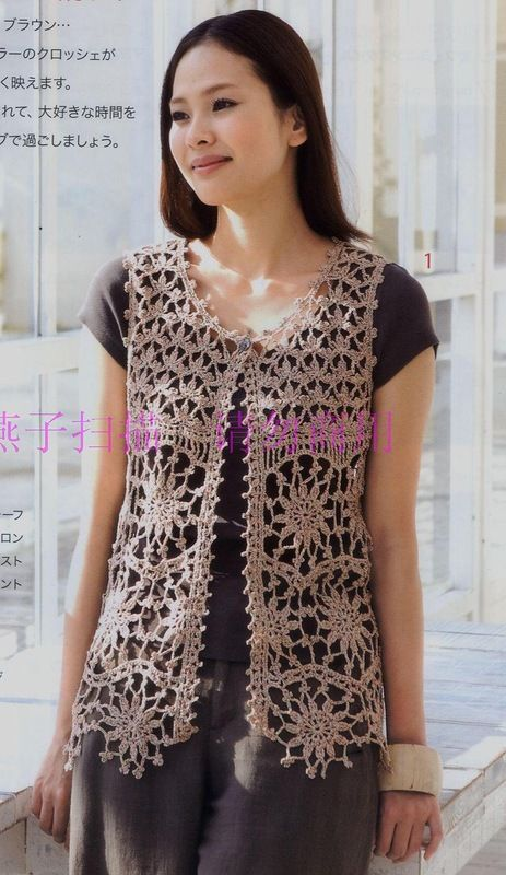 Crochet Lace Jackets For Ladies Make Handmade Crochet Craft