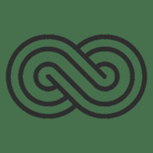 Striped Infinity Logo Infinite Ad Paid Paid Infinity Logo Infinite Striped Logos Infinite Turtle Art