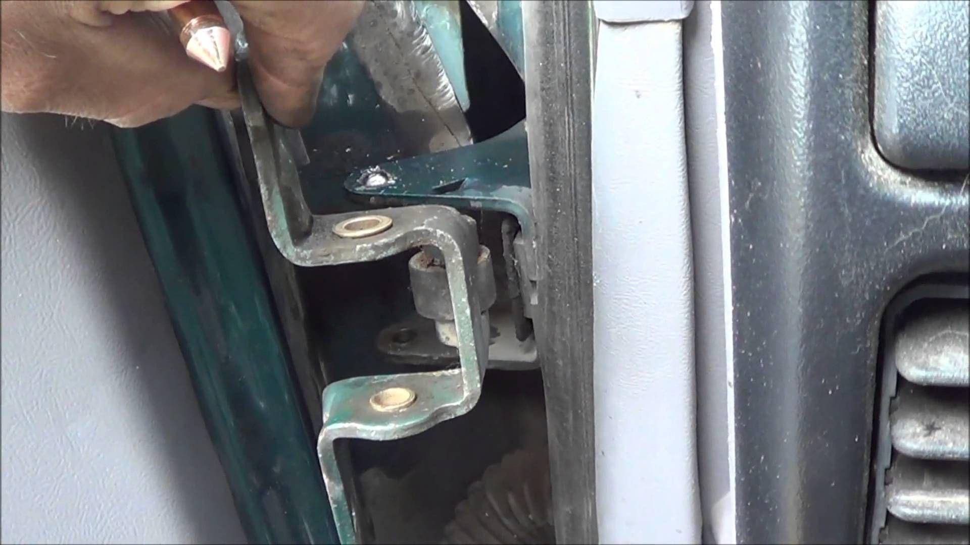 F 150 Door Pin Removal F150 Doors Door Handles