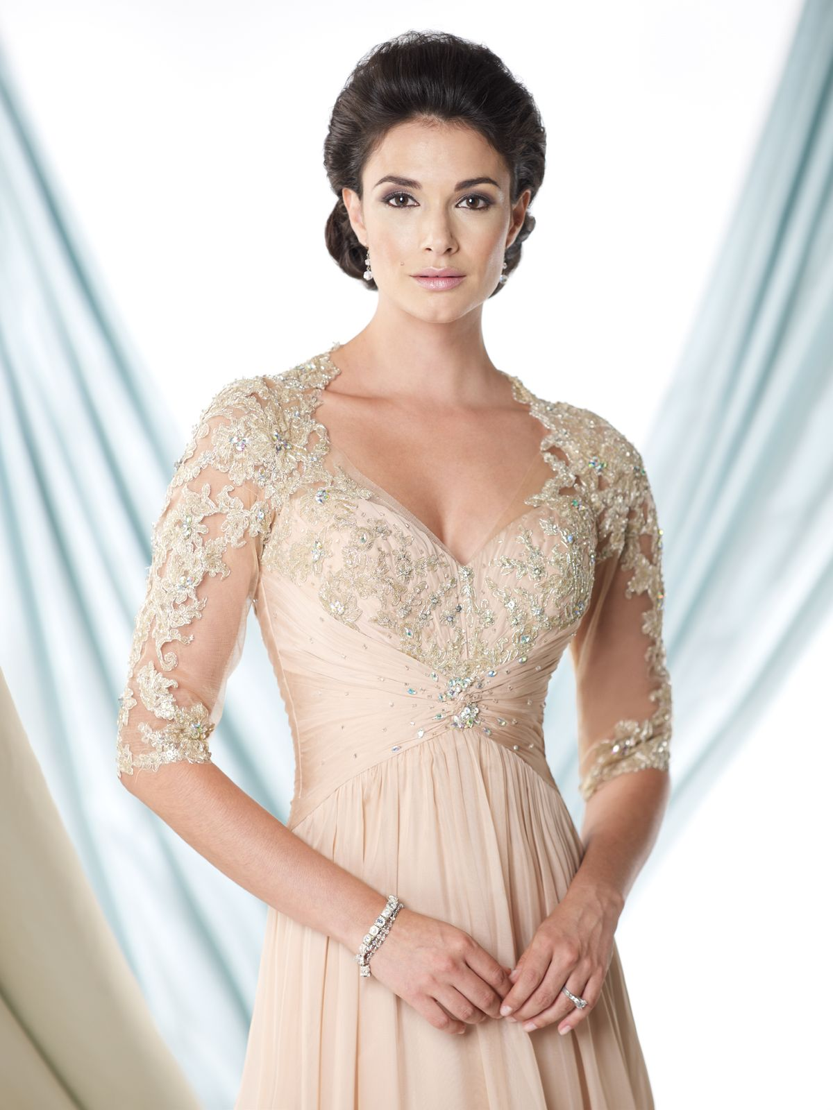 1000  images about mother of the bride dress on Pinterest | Sleeve ...