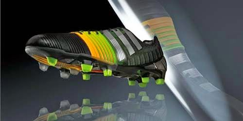 2014 New Adidas Nitrocharge 1.0 with black color