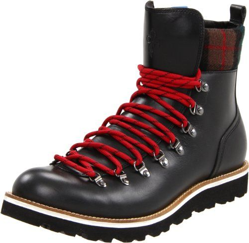 I've been doing a lot of walking lately I need a shoe with comfortable  soles Cole Haan Men's Air Hunter Lace Up Boot