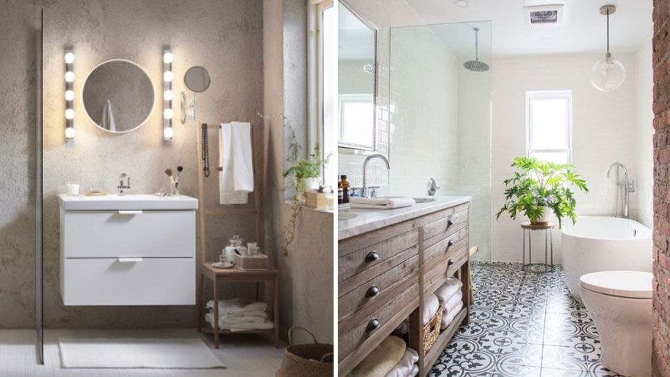 Pretty Bathroom Ideas For Those Who Want to Splurge | RL : pretty-bathroom-ideas - designwebi.com