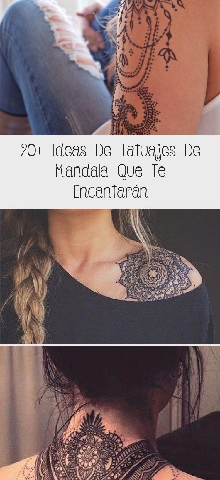 Photo of Mandala Oberschenkel Tattoo für Frauen – 40 komplizierte Mandala Tattoo Designs: #Compassma …
