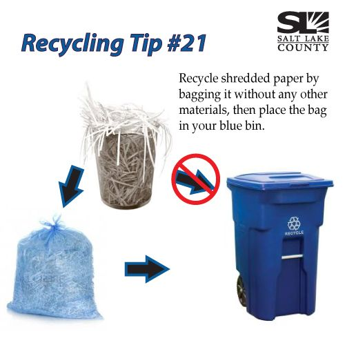 #RecyclingTip No. 21