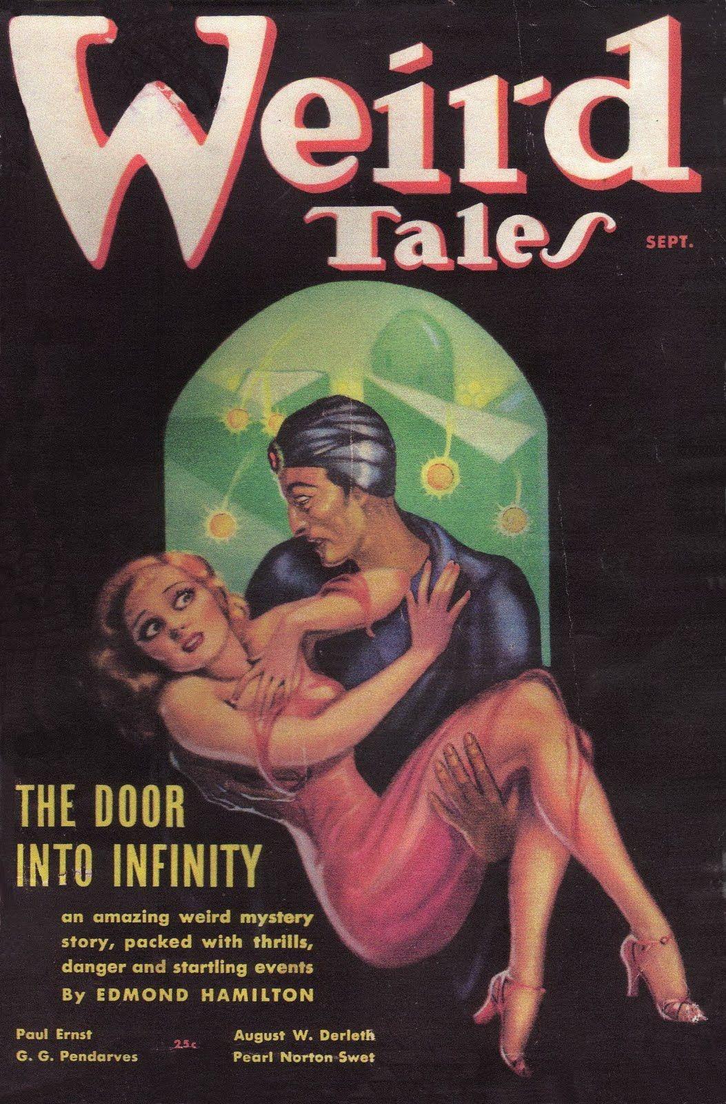 Weird Tales   Weird Tales Vol. 28 No. 2 (VIII-IX/1936) (Gorgon)