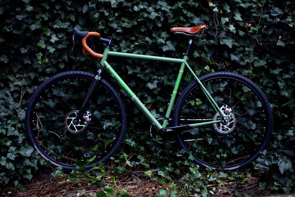 Cyclocross Bike By Spot Brand It S So Pretty Handmade In