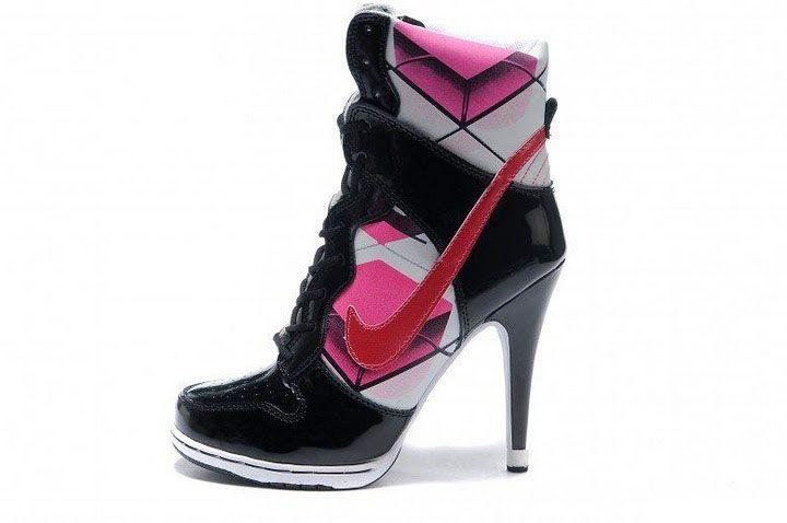 high heel nike