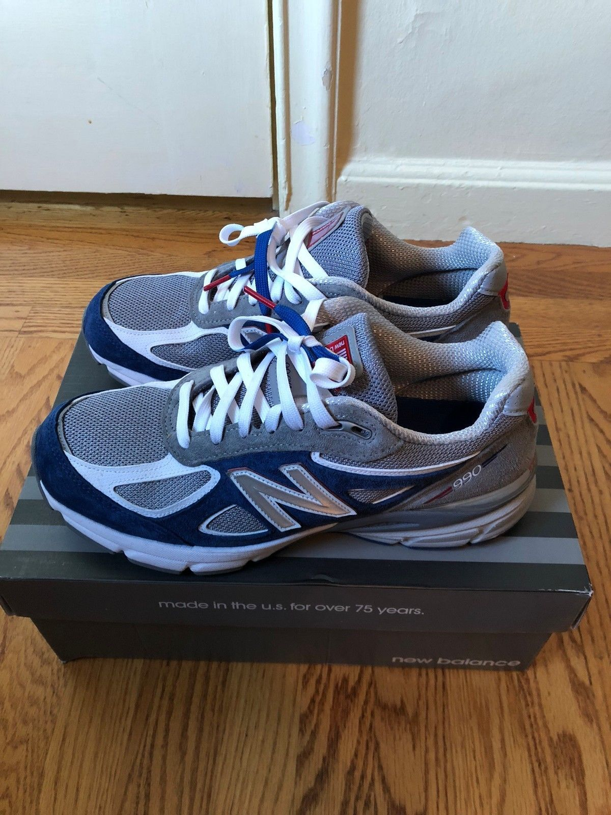 official photos 40391 31dbd Balance 990v4 Villa sz 9.5