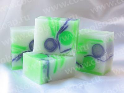 Неоновое мыло
