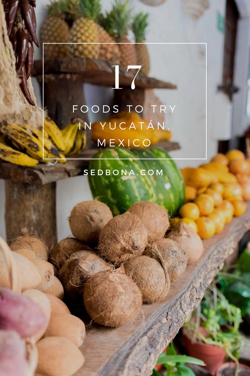 Mexico Food, Food, Foodie Travel