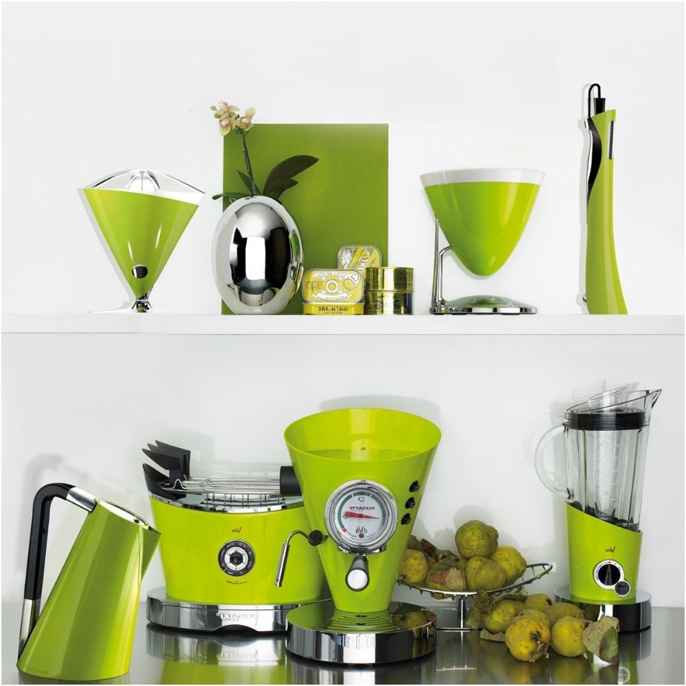 Unique Lime Green Kitchen Appliances