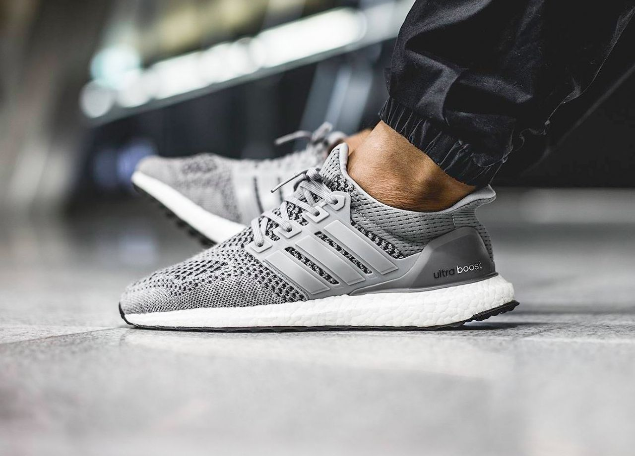 98df6d111 Adidas Ultra Boost - Grey Metallic Silver (by... – Sweetsoles – Sneakers