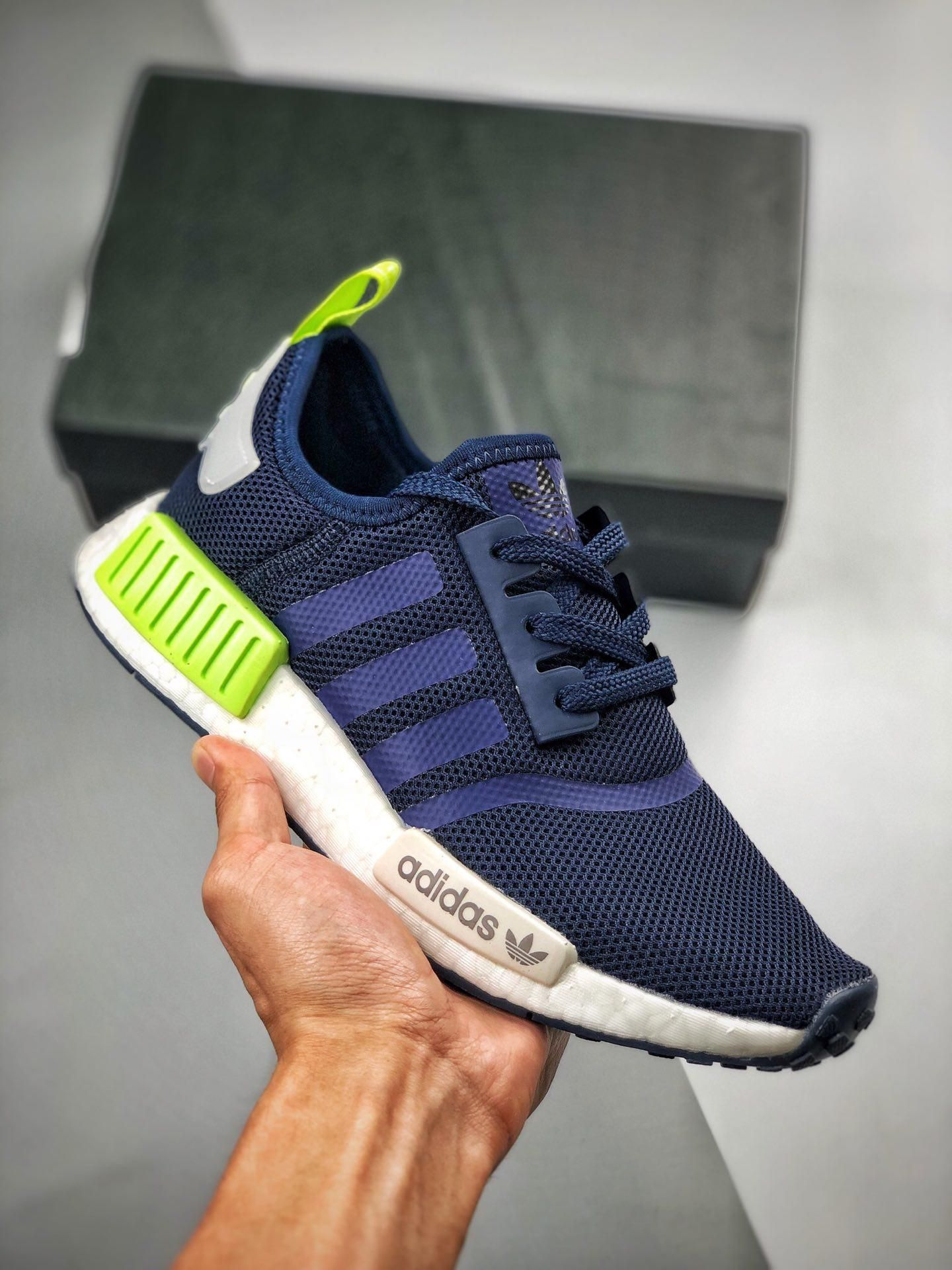Adidas Nmd Boost Cg6982 With Images