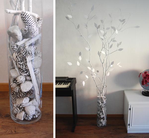 DIY indoor tree